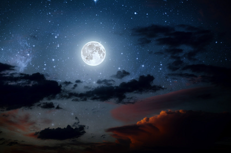 u can howl at the full moon every single night of the week, if u want to! Why waiting for this Fr