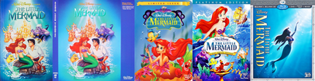 Here I will post Comparison Screencaptures from 5 different versions of The Little Mermaid. The вверх i