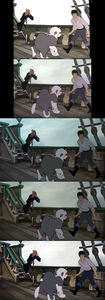 Click on the image for full-size. Sir Grimsby, Max & Prince Eric:
