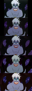Click on the image for full-size. Ursula the Sea Witch.
