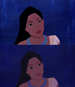 Click on the image to see it in full size. Pocahontas: