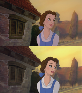 Click on the image to see it in full size. Princess Belle: