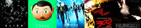 [b]Top 5 Michael Fassbender Movies[/b] 1. Alien Covenant 2. Frank 3. X-Men: First Class 4. 300
