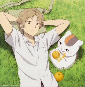 Natsume Yuujinchou (Natsume's Book of Friends) its very beautiful pleasant slice of life animé s