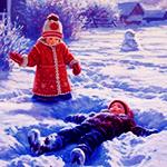 Wintery アイコン
