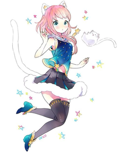 Okie! This is the OC that I will be in this role-play: Name: Sahiye Nekomori Age: 14 Gender
