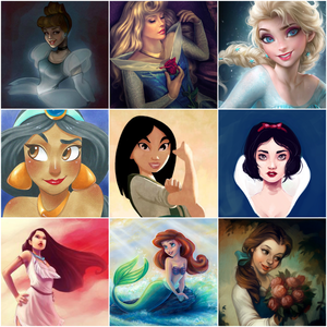 Disney collage i made.:}