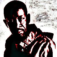 Round 1: Character Portrait morgan Jones