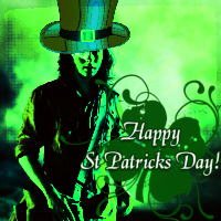 Round 7: St Patrick's jour