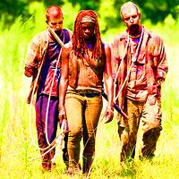 4. Michonne