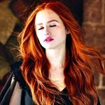 Because Madelaine&#39;s hair amazes me <3