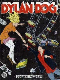 I have a lot of Dylan Dog comic livres that I like at my place, but how can I pick only one? Is this a