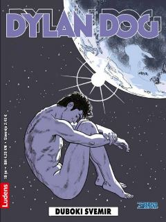 """I like this Dylan Dog cover also. It's called """"Duboki Svemir"""" in Croatian, ou """"Deep Space"""" in E"""