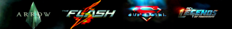 The Arrowverse Banner