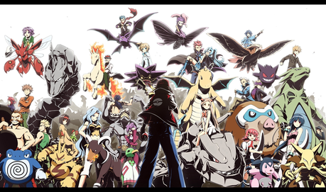 Speaking of first Anime before, can't neglect my first two contacts with it. Man, Pokemon was one of
