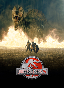 Although its reception might not be as good as the rest of the Movies, Jurassic Park 3 was the first