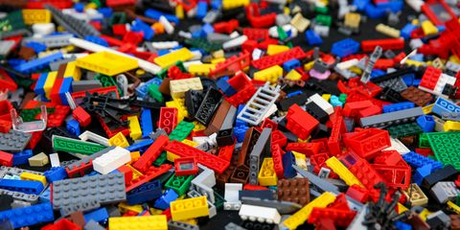 Lego was also all the rage when I was a kid !!!!