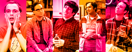[b][u]Top 5 male characters:[/b][/u] Sheldon Leonard Howard Rajesh Stuart