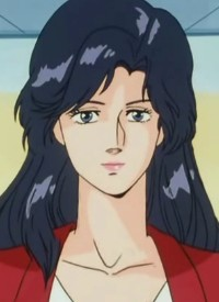 Miki from ''City Hunter''