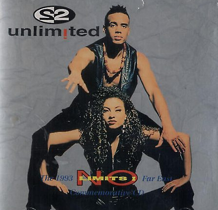 I believe this sample was taken from No Limit, a 1993 song によって 2 Unlimited, once a huge Eurodance pop