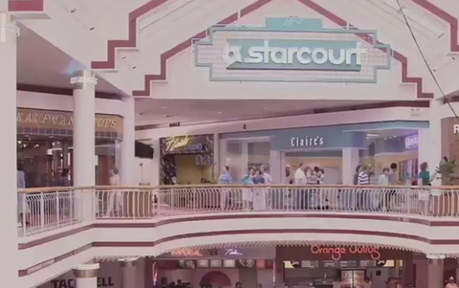 [b]Day 8 - Where Would 당신 Like To Hang Out in Hawkins?[/b] Starcourt mall, I know it's filled wit