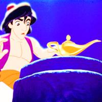 Round 0: Aladdin