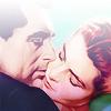 ikon - Berni's favourite actors, Cary Grant and Ingird Bergman