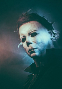 Well it isn't Хэллоуин without Michael Myers, now is it?