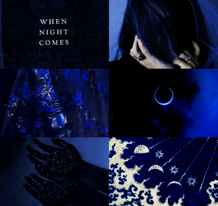 This kinda ended up becoming a Nyx aesthetic modifica but I like it