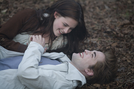 40 - Because Bella accepts Edward just the way he is!