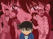 "5. Episode 219         ""Gathered Great Detectives! Shinichi Kudo vs. Phantom Thief Kid (2hrs Special)"