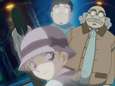 What are your 5 favorite episodes of Detective Conan