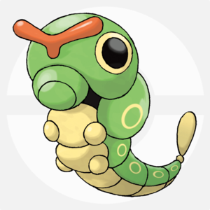 C - Caterpie