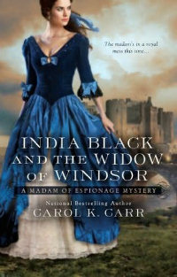 India Black and The Widow of Windsor by Carol K Carr