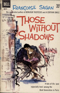 Those Without  Shadows by Françoise Sagan