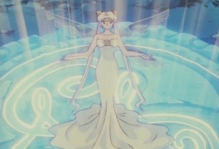 Q - Queen Serenity (Sailor Moon)
