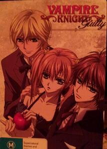 T- Takuma Ichijo (vampire knight) Takuma left. Rima middle. Senri right.