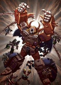 U - Unicron (Transformers Armada)