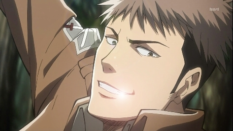 J-Jean Kirschtein from Attack on Titan