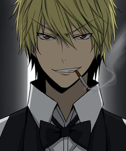 S- Shizuo from Durarara!!!
