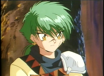 F- Ferio from Magic Knight Rayearth