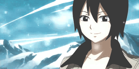 U - UR from Fairy Tail
