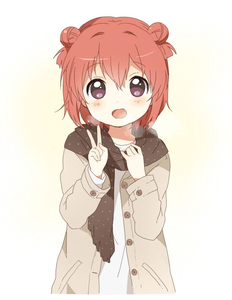 A - Akari Akaza (Yuru Yuri)