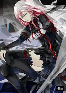 I - Inori Yuzuriha (Guilty Crown)