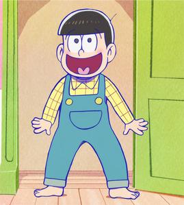 J - Jyushimatsu Matsuno (Osomatsu-san)