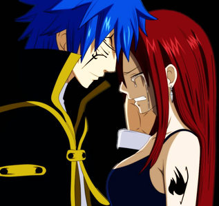 Erza x Gerrad my fav couple. Sad story but full of love, i'm support Gerrad/Jellal couse each person