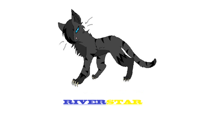 May I have one?  Name: Riverstar (Was Rivershade) Clan: VenomClan(I made it up, of course, and plus
