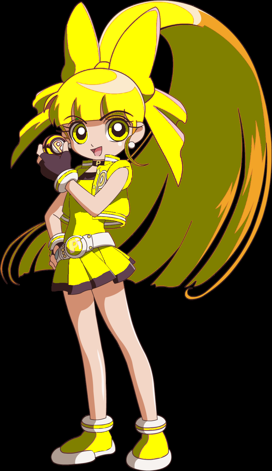 create a ppgz powerpuff girls z fanpop
