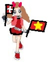 Surename: Lilith Pleasant Other name : 비, 빗자루 Gender : Girl Weapon : Vietnam Flag And Switzerland Flag