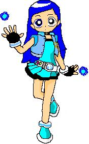 Name: EclipseStar-Chan (Or Just Eclipse 4 Short xD) NickName: Echo Gender: At First When Da PPG